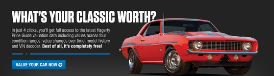 Hagerty Car Value >> What S Your Classic Car Worth Short Agency Insurance